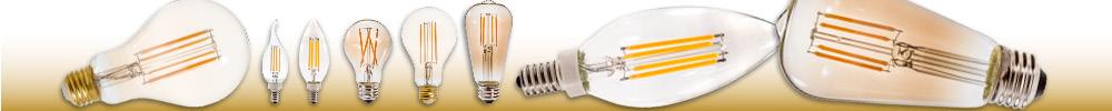 Topaz's Antique fillament Lamps