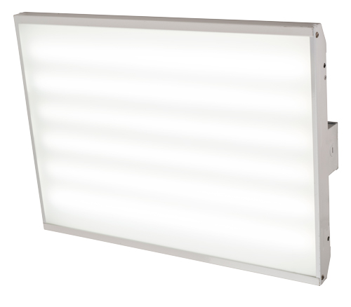 Topaz 2' compact linear high bay fixture