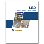 Topaz LED Lamps and Lighting Catalog