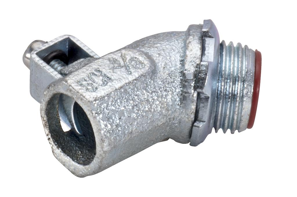 232tbs Top Bite Saddle 45 Deg Connector Insulated 3 4 Quot