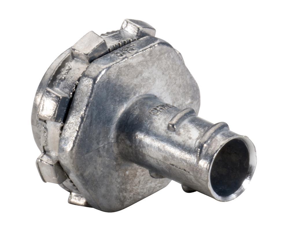 450 Bx Flex Screw In Type Connector 3 8 Quot