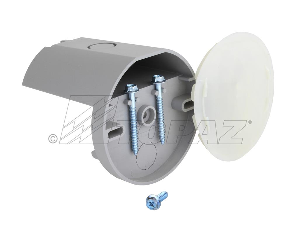 Cpb13nmsm Pvc Fan Support Box With Studmount
