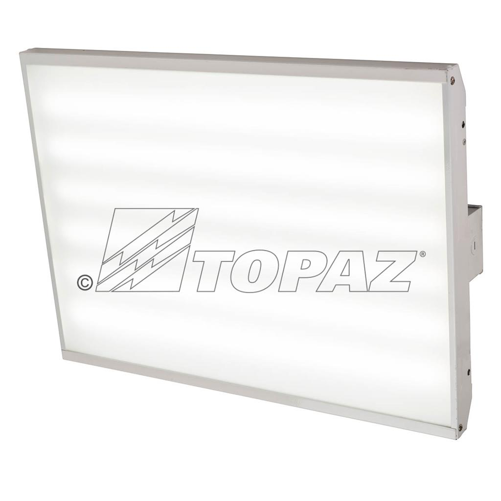 80W Compact LED 2ft Linear High Bay 10,400 Lumen