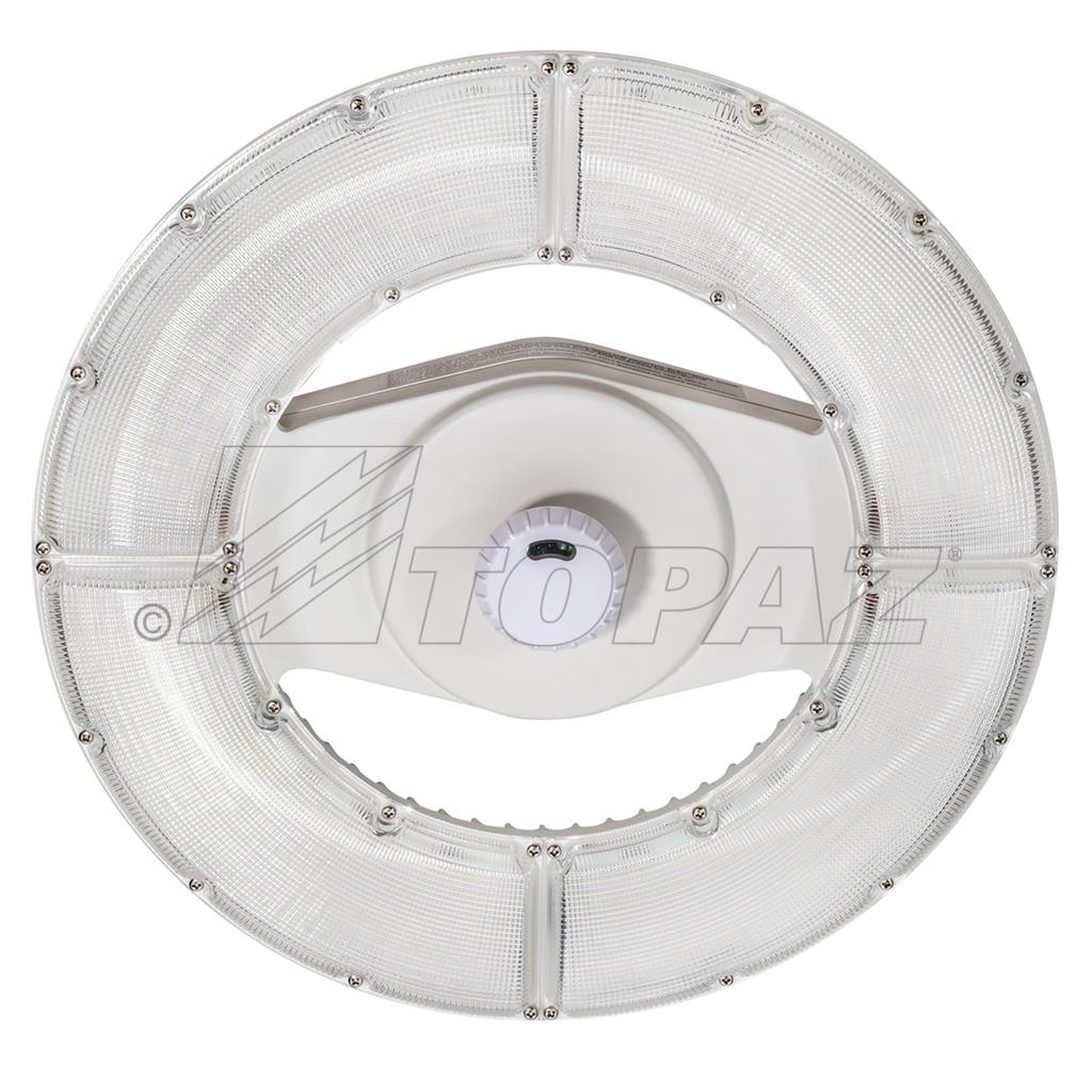150W High Bay Fixture With Motion Sensor, Satellite Series