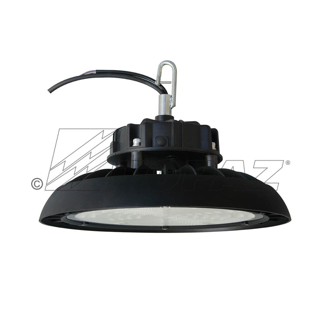 Ufo high bay topaz product catalog 1 pk 200w high lumen ufo led 5000k 120 277v arubaitofo Images