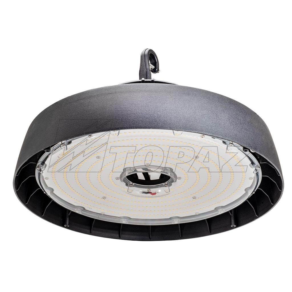 200W High Bay Fixture, Eclipse Series 25-30 Foot Mounting