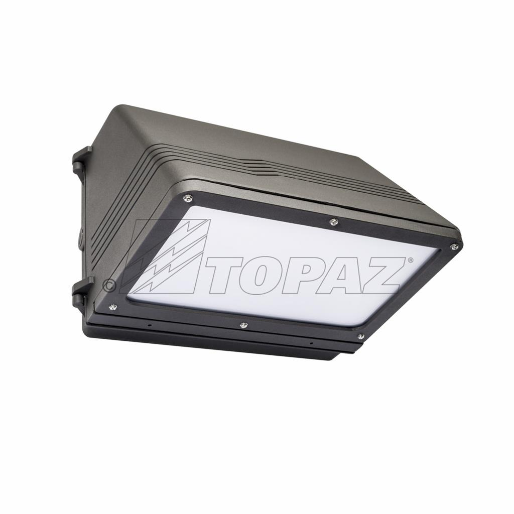 Led Wall Pack With Emergency: Full Cutoff Wall Pack Led Outdoor Lighting
