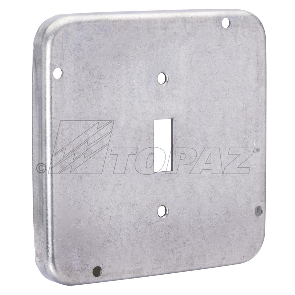 4 11 16 Quot Industrial Covers 1 Toggle Switch Topaz