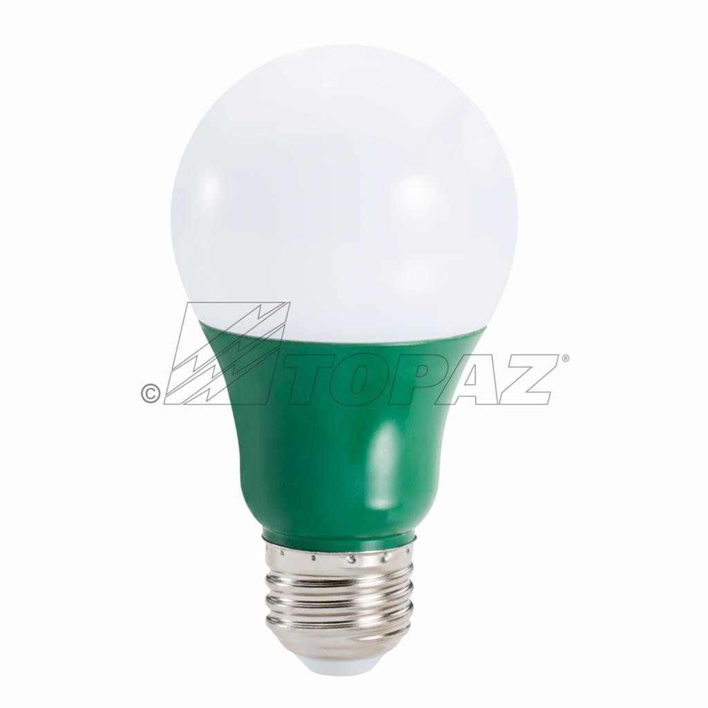 LA19 COLORED LED LAMPS GREEN