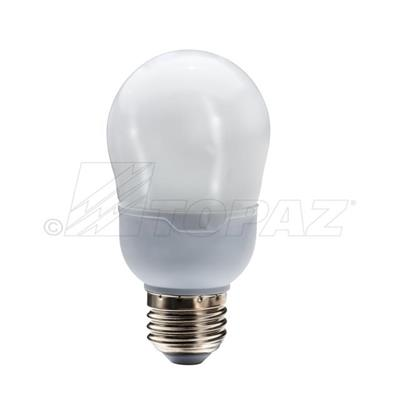 9W Compact Fluorescent A15 Base 2700K