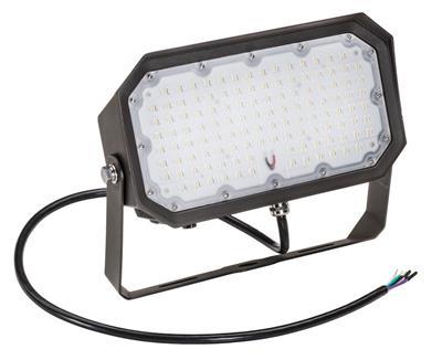 Topaz 79607 90W 5000K Knuckle Mount Bronze LED Flood Light Replaces 350W MH
