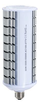 60w Retrofit Outdoor Wall Pack Area Light E26 Base 5000k