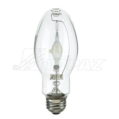 12 MH150//U//MED 150 Metal Halide Light Bulbs Lamps Medium Base MH