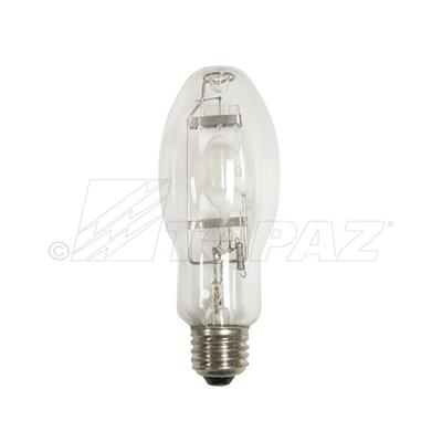 protected metal halide lamp open fixture rated base up ed28