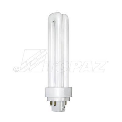 26W Compact Fluorescent Quad Tube 4-Pin G24q-3 Base