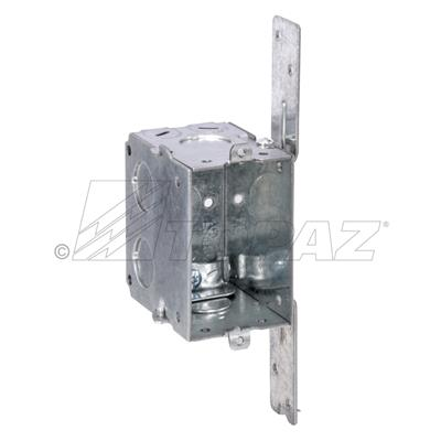 Wondrous 3 X 2 Gangable Switch Boxes 2 3 4 Deep 1 2 Ko With Nm Clamps Wiring 101 Cajosaxxcnl