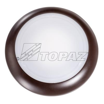 Surface Mount Disk Lights Topaz Lighting Amp Electric