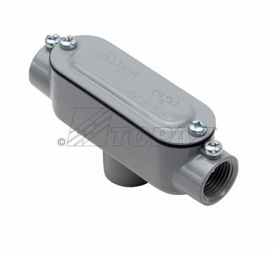 Combination Tb Type Aluminum Conduit Bodies Topaz